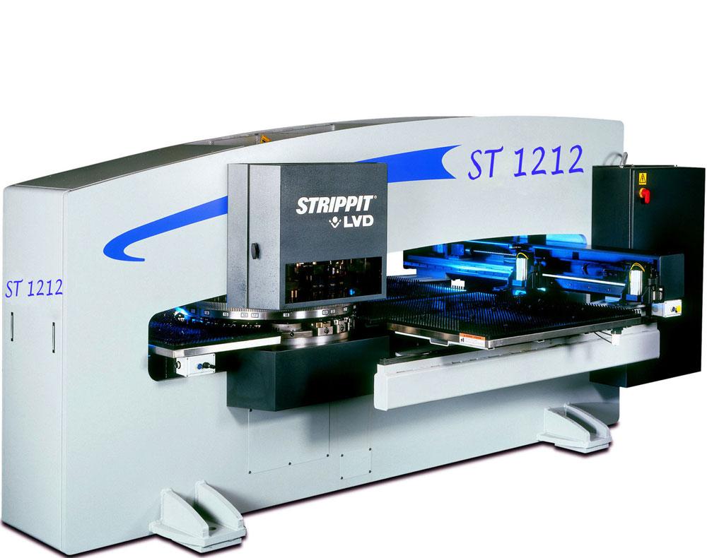 Strippit 1212St CNC Punch Press