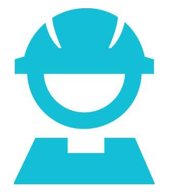 Commercial Contractor Icon