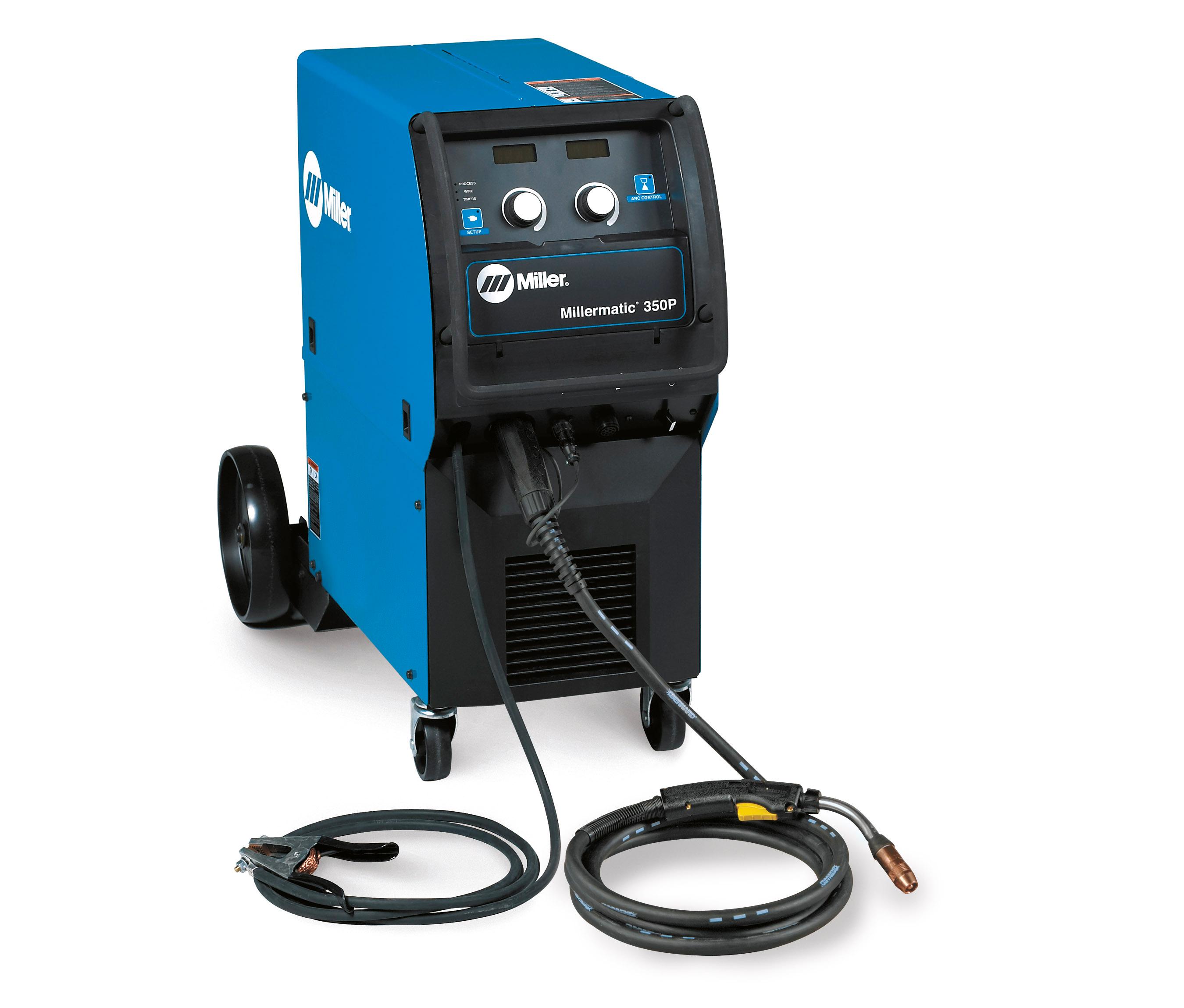 Millermatic 350P-1 Welding Machine